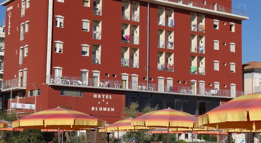 Hotel Blumen in Rimini