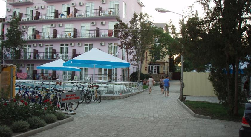 мини отели в крыму волна:
