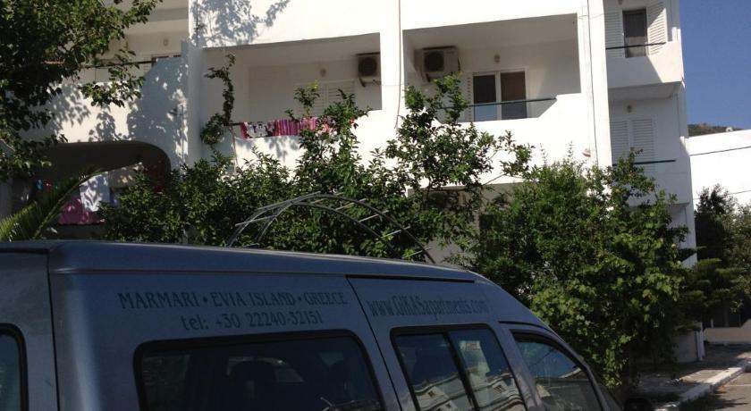 Gikas Apartments, Apartment, Marmariou - Ag Konstantinou, Marmari, 34013, Greece