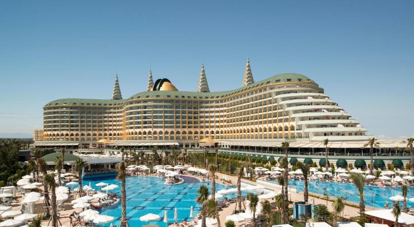 Delphin Be Grand Hotel Lara