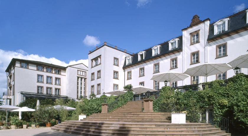 Reserve Schloss Reinhartshausen Kempinski Eltville Frankfurt Germany ...