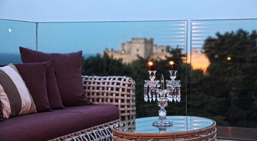 Rodos Park Suites & Spa, Hotel, 12, Riga Fereou Street, Rhodes Town, 85100, Greece