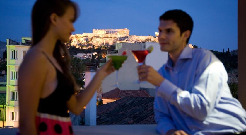 O&B Athens Boutique Hotel, Hotel, Leokoriou 7, Athens, 10554, Greece