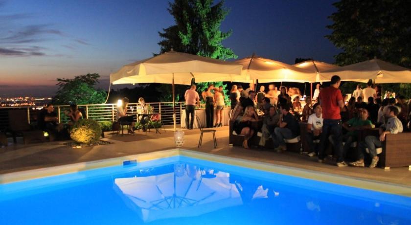 Hotel Villa Mercede Frascati Ristorante