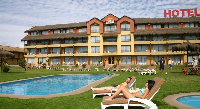 Hotel y caba as mar de ensue o la serena chile for Le marde hotel