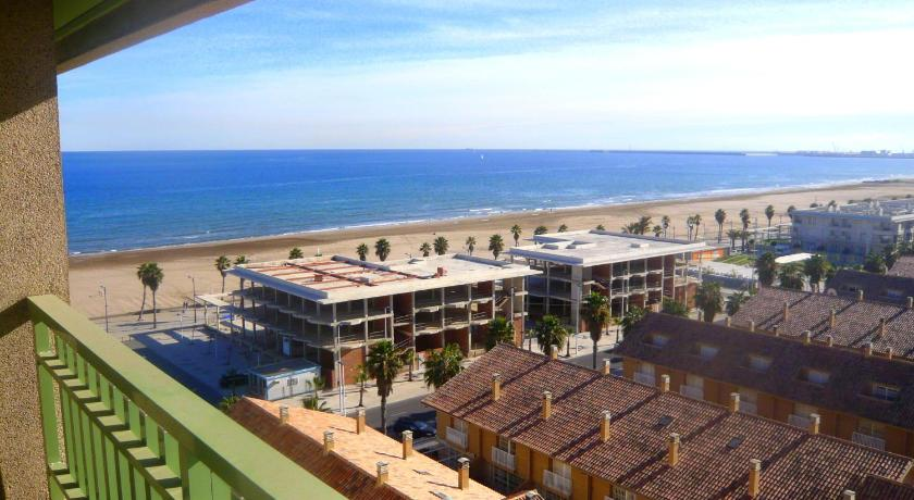 Appartement patacona green flats alboraya for Reservation appart hotel espagne