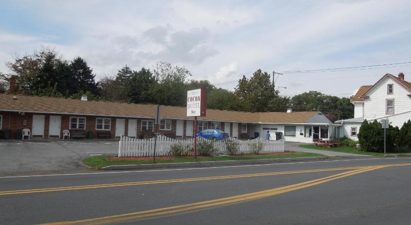 Cocoa Motel Hershey Pa