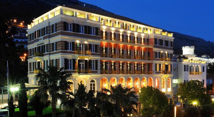 クロアチア,ドゥブロヴニク,ヒルトン インペリアル ドゥブロヴニク(Hilton Imperial Dubrovnik)