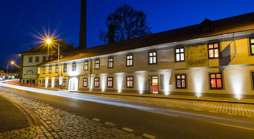 Hotel Restaurant Darwin (Prag)