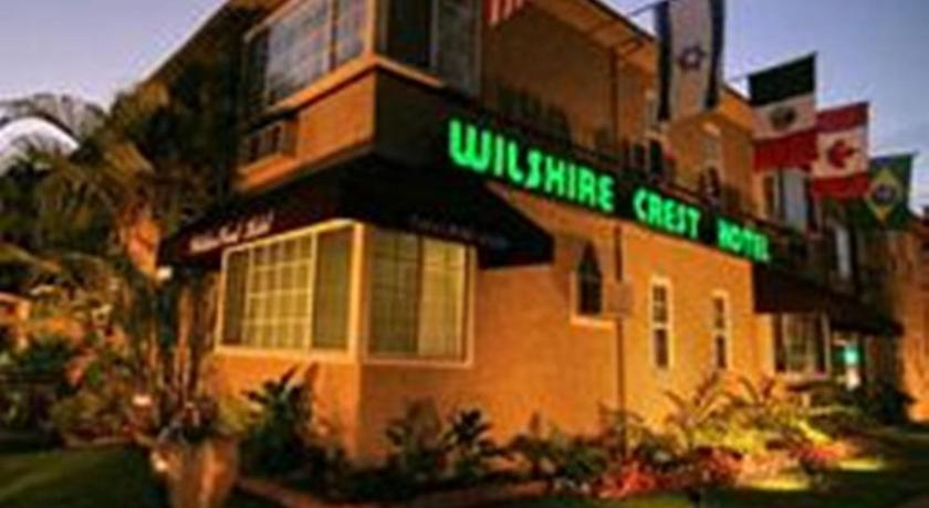 Wilshire Crest Hotel in Los Angeles