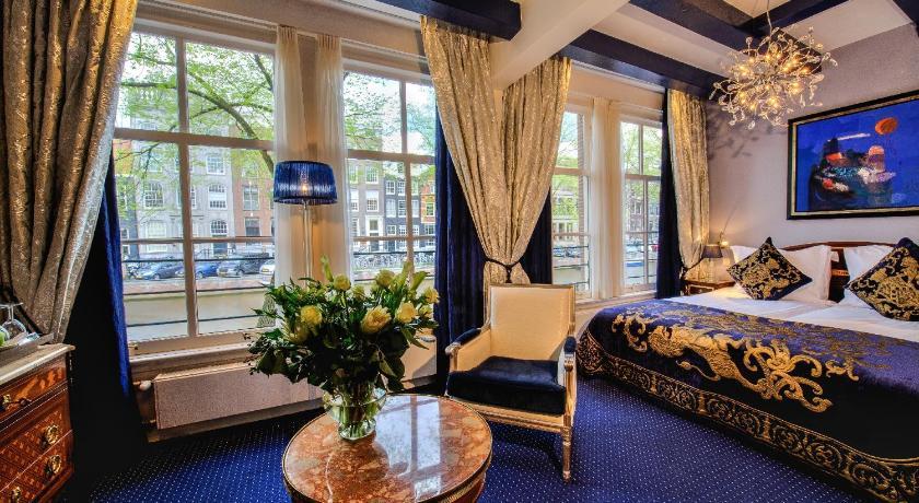 オランダ,アムステルダム,アンバサダー ホテル(Ambassade Hotel)