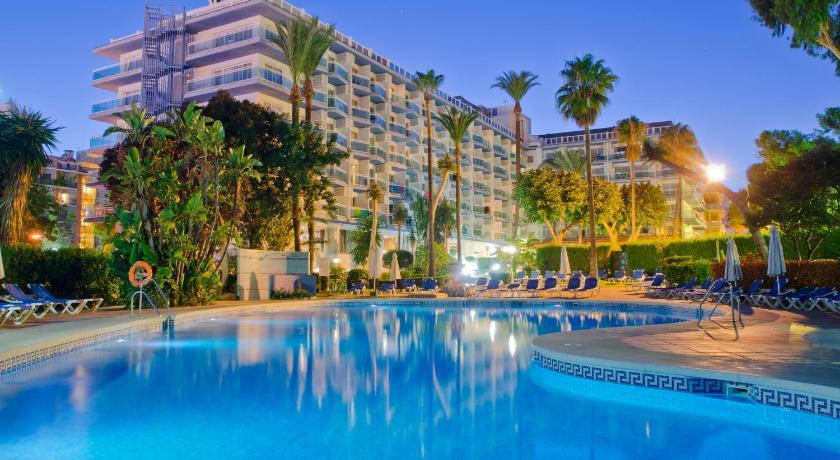 Hotel palmasol espa a benalm dena - Fotos de benalmadena costa ...