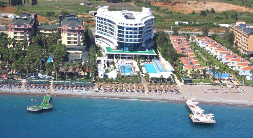 Q Hotel Turkey Resort Q Premium Alanya Ultra