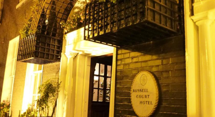 Russell Court Hotel Dublin Ireland
