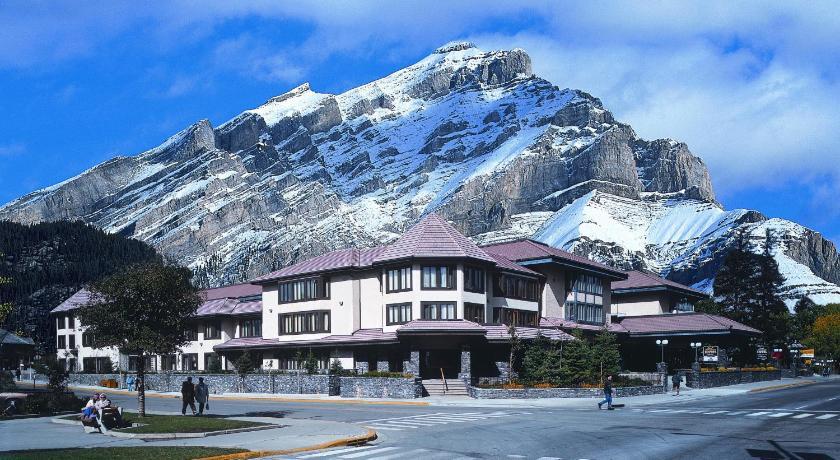 カナダ,バンフ,バンフ インターナショナル ホテル(Banff International Hotel)