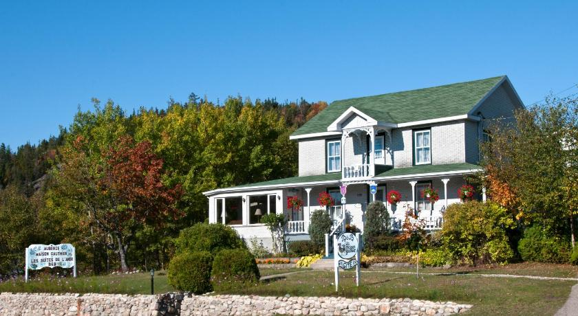 bed and breakfast maison gauthier tadoussac canada