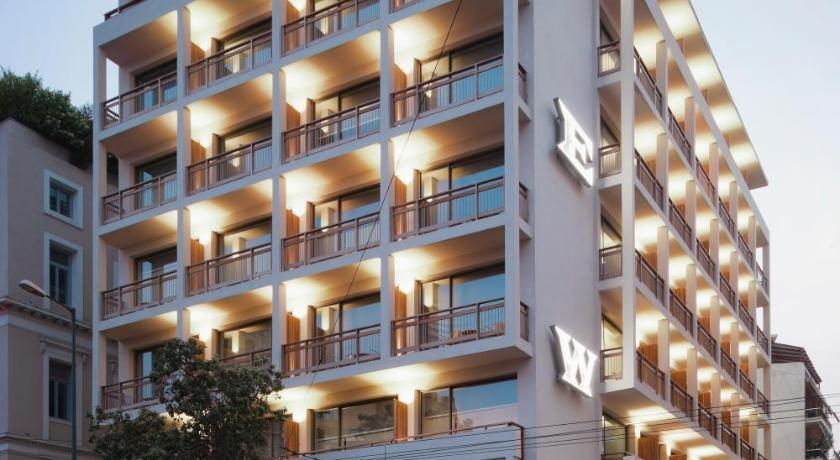 New Hotel (Athen)