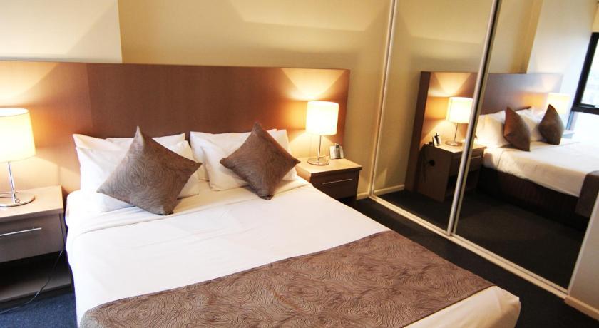 Condo Hotel Paramount Apartment Melbourne