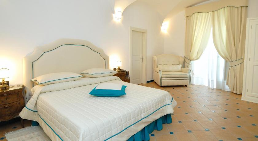 Room in Hotel Residence, Amalfi. (Photo by managment)