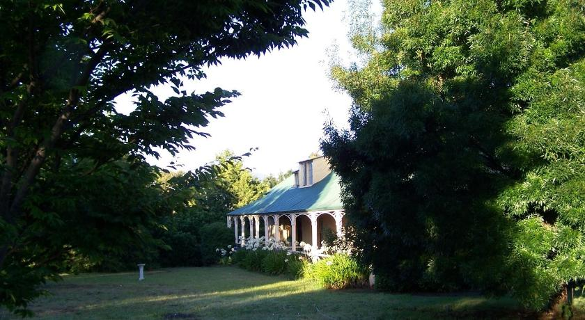 Bed and Breakfast Cleburne Homestead