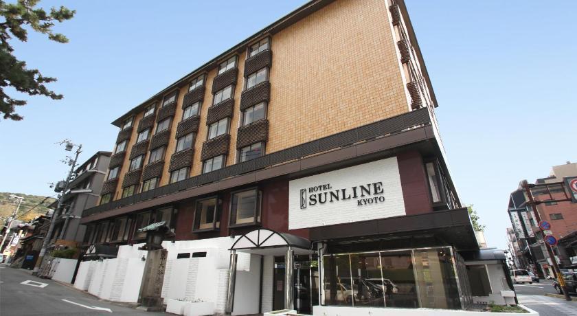 日本,京都,ホテルサンライン京都祇園四条(Hotel Sunline Shijo Gion, Kyoto)