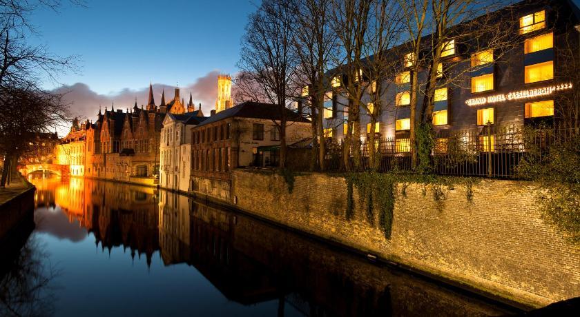 ベルギー,ブルージュ,グランド ホテル カッセルベルグ ブルッヘ(Grand Hotel Casselbergh Brugge)