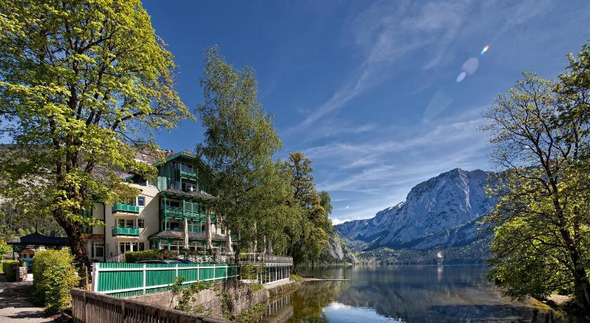Romantik Hotel Seevilla in Altaussee