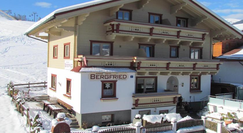 Appartement Bergfried (Kaprun)