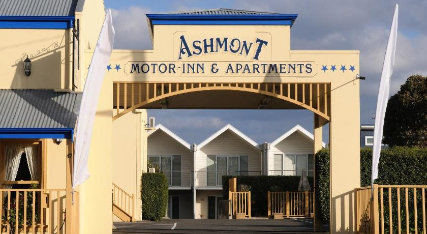 Ashmont Motel and Apartments