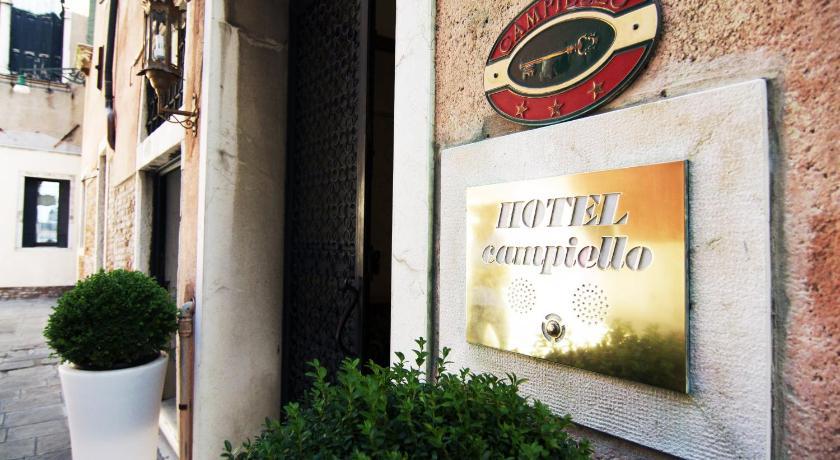 Hotel Campiello in Venedig
