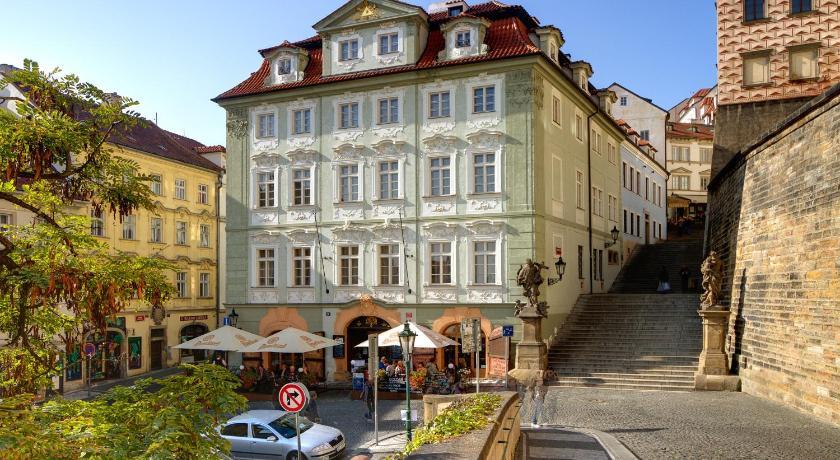Prague Castle Hotel 5 Star Hotel Golden Star Prague