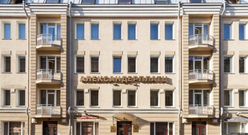 AlexanderPlatz Hotel in Sankt Petersburg