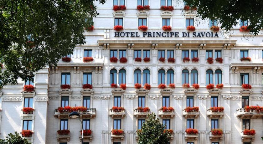 Hotel Principe Di Savoia Milano Booking