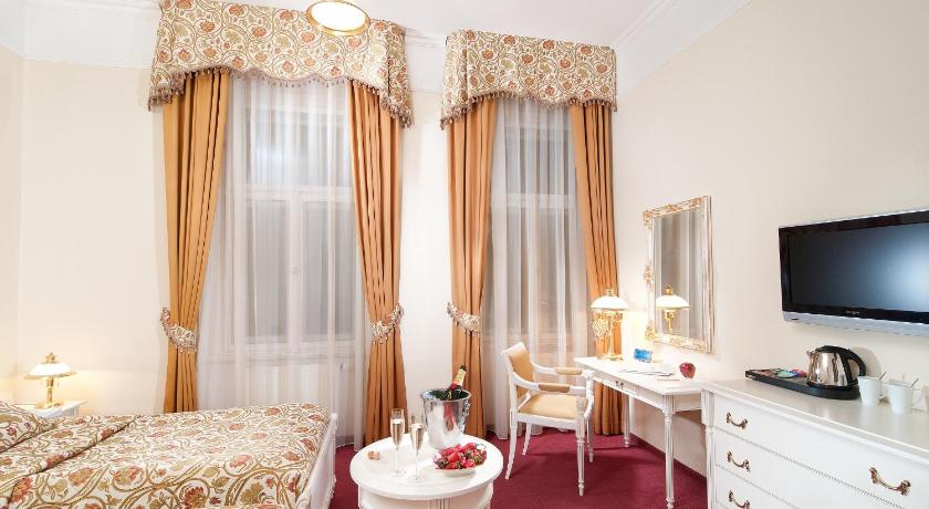 Alqush Downtown Hotel (Prag)