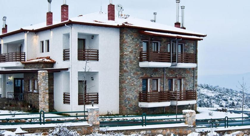 Kerasia Chalet, Hotel, Kerasia, Edessa, 58200, Greece