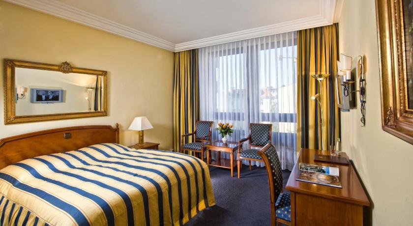 Hotel Mondial am Kurfürstendamm in Berlin