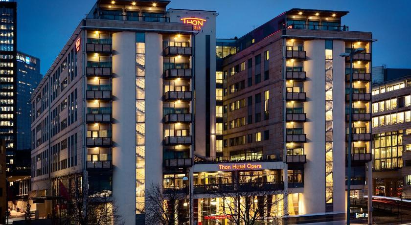 Thon Hotel Opera (Oslo)