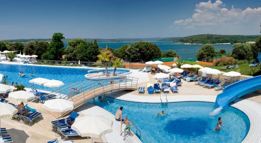 valamar club tamaris hotel kroatien pore. Black Bedroom Furniture Sets. Home Design Ideas