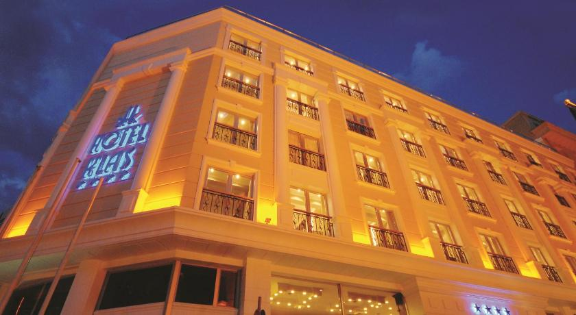 Klas hotel istanbul turquie for Hotels in istanbul laleli