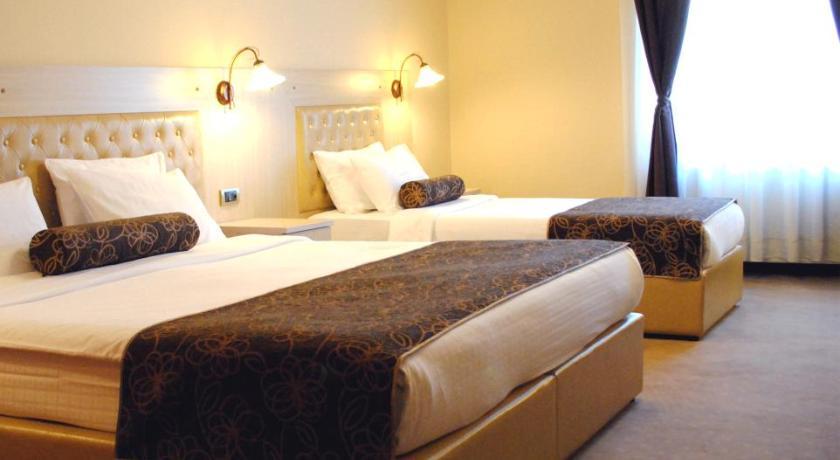 セルビア,ベオグラード,ベルグラード シティ ホテル(Belgrade City Hotel)
