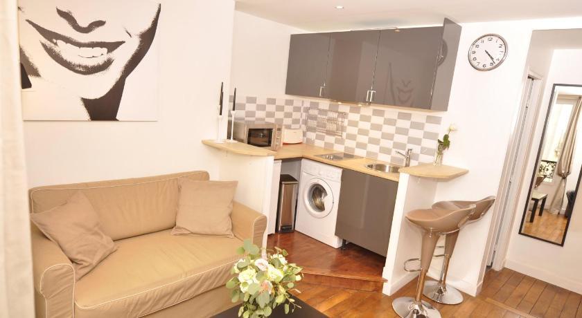 Appartement au Coeur de Montmartre (Paris)