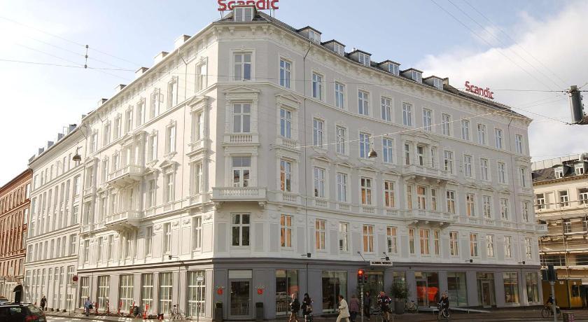 Scandic Webers in Kopenhagen