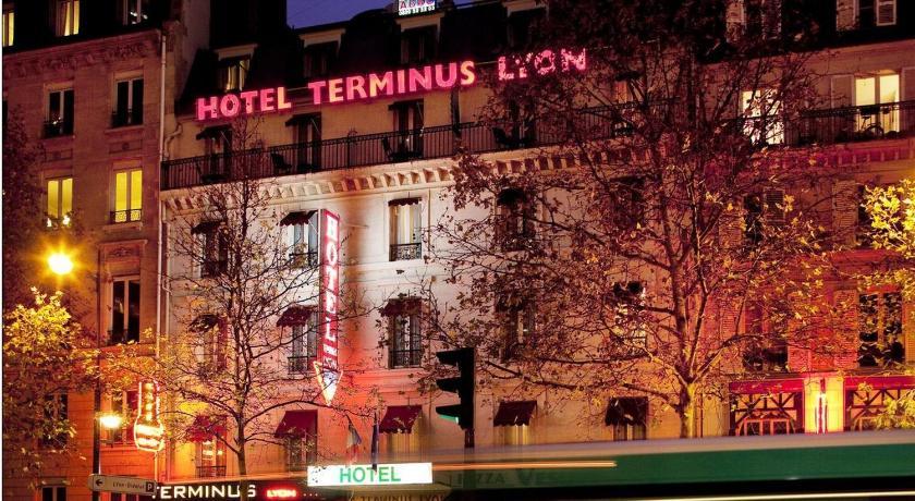 Hotel Terminus Lyon (Paris)