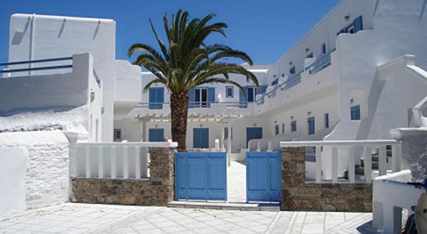 Magas Hotel, Hotel, Vrisi, Mykonos City, 84600, Greece