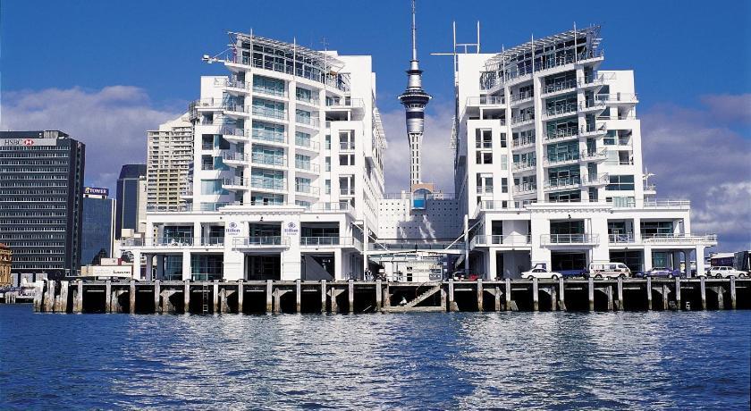 ニュージーランド,オークランド,ヒルトン オークランド(Hilton Auckland)