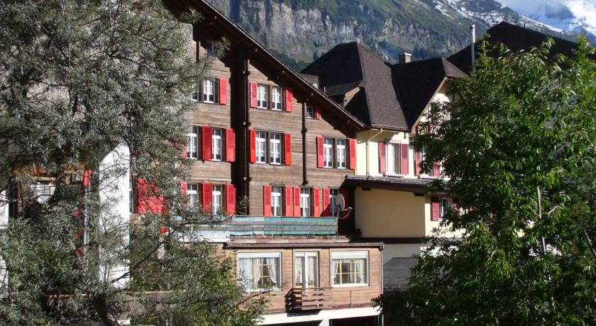 Hotel Bernerhof Wengen Switzerland Hotel Bernerhof Wengen