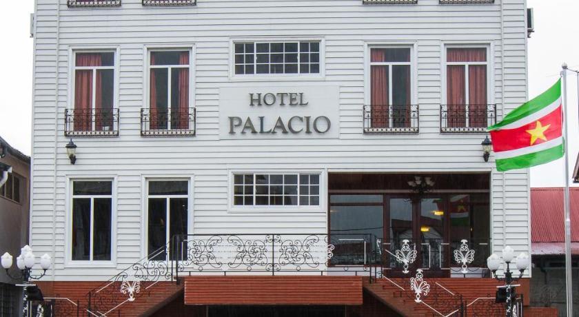 Palacio Hotel Suriname Hotel Palacio Paramaribo