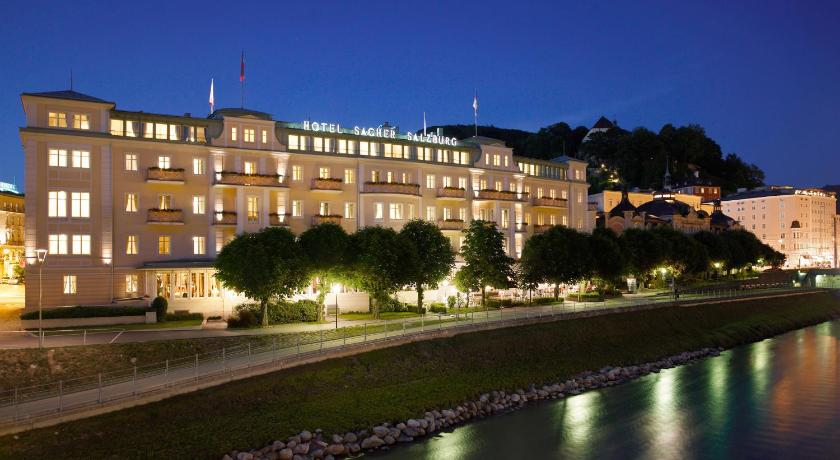 Hotel Sacher Salzburg (Salzburg)