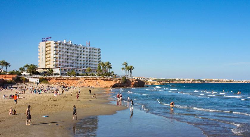 Playas de Orihuela Spain  City new picture : Hotel Servigroup La Zenia, Playas de Orihuela, Spain Booking.com