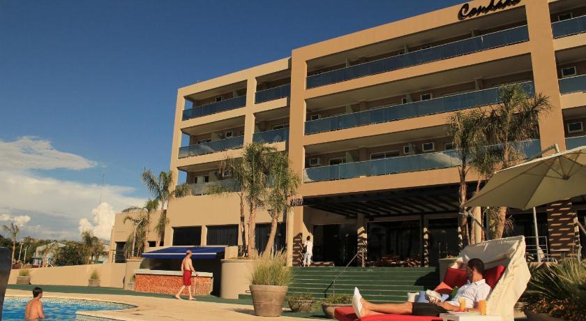 Hotel casino condado paso de la patria